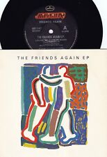 Friends Again EP ORIG OZ EP NM '84 Mercury 8801147 New wave