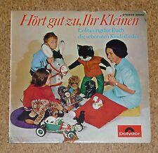 Single Hört gut zu Ihr Kleinen Lolita Polydor 225061