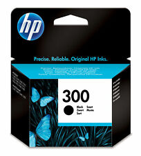 HP 300 Black Ink Cartridge CC640E