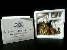 Boxed Knottinghill Church Dept 56 Dickens Village Series 55824