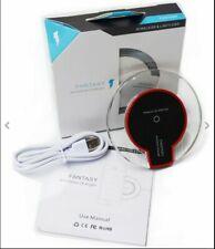 Universal Qi Wireless Charger ***Charging Dock Pad Samsung I Phone  UK***
