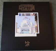 LED ZEPPELIN THE SONG REMAINS THE SAME 4x 180G VINYL LP BOX SET