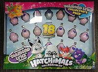 """Hatchimals CollEGGtibles """"Diamond Lynx Collector's"""" Pack New Sealed"""