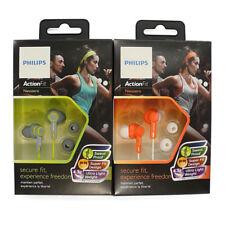 Philips SHQ2300 Sport Actionfit Headsets Sweatproof Headphone Earphone In-ear