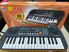 Tastiera  32 tasti Miles MLS 6682  batteria + alimentatore e borsa