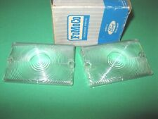NOS 1960 Ford Falcon Parking Lens set , in box!