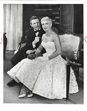 "Ginger Rogers ""LOVE and LET LOVE"" Tom Helmore 1951 Broadway Opening Press Photo"