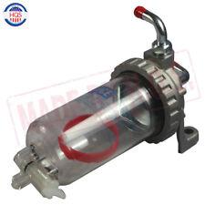 Fuel Water Sedimenter Separator Kit For 1998-2004 ISUZU NPR NPR-HD NQR 4HE1 4.8L