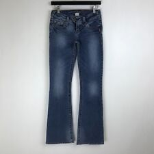 Silver Jeans - Tuesday 20 Dark Distressed - Tag Size: 25x33 (26x32.5) - #5620