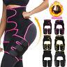 Fat Burner Leg Slimming High Waist Thigh Waist Trimmer Belts Weight Loss Shapers