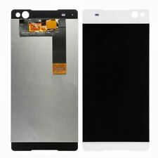 For Sony Xperia C5 Ultra LCD Touch Screen Digitizer Replacement - White - UK