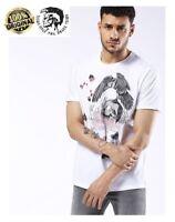New Men's Diesel TShirt DIESEL T- JOE - XG 100 Cotton T-Shirt All Sizes RRP£60