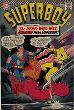 Superboy #132 G/Vg, writing inside, stain on B/C, Dc Comics 1966