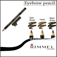 Rimmel Professional Eyebrow Pencil with Built-in Brush