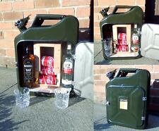 jerry can bar /mini bar/ camping / drinks carrier / fishing military