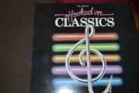 HOOKED ON CLASSICS    THE ALBUM      LP    K TEL    ONE 1146   1981