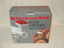 KitchenAid Food Grinder Stand Mixer Attachment Kitchen Aid