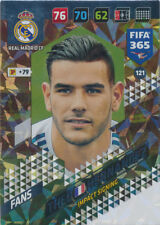 Fifa 365 Cards 2018 - 121 - Theo Hernández - Real Madrid CF - Impact Signing