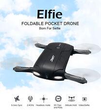JJRC H37 ELFIE DRONE QUADRICOTTERO SELFIE ANDROID IOS WIFI + DRONE MINI OMAGGIO