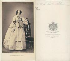 Mayer & Pierson, Paris, Sophie Frédérique Mathilde de Wurtemberg, reine des Pays