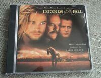 LEGENDS OF THE FALL CD SOUNDTRACK SCORE - JAMES HORNER