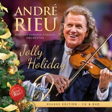 ANDRE RIEU - JOLLY HOLIDAY (1CD 1DVD) Sent Sameday*