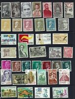 SPAIN....COLLECTION... 150  STAMPS