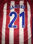 Signed Kevin Gameiro Athletico Madrid Shirt 16/17 Proof * See Him Sign * France