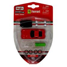 Maisto Assembly Line Ferrari 1/64 Scale - 365 GTB4