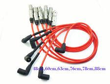 Fit For Volkswagen Jetta Golf 2.8L Ignition Spark Plug Wire Set 021998031D
