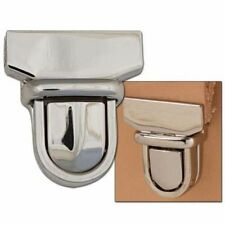 Tuck Lock Clasp Large (11399-03) White Bear Leather