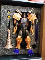 New Transformers Toyworld TW BS01 TW-BS01 Transmetal Megatron Beast Beast War