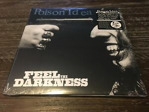 "Poison Idea ""Feel The Darkness"" 2xLP (Vinyl, American Leather)"