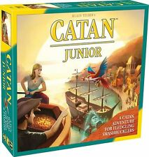 THE SETTLERS OF CATAN JUNIOR BOARD GAME