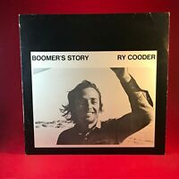 RY COODER Boomer's Story 1972 UK Vinyl LP EXCELLENT CONDITION
