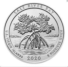 2020 D Salt River Bay (U.S. Virgin Islands) ATB Quarter (BU)