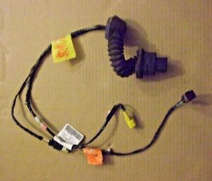 2008 - 2010 Ford F250 F350 Super Duty Rear EX CAB Driver LH Door Wiring Harness