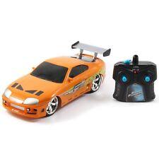 Fast & Furious  1:16 Scale Radio Control Car Brian's Toyota super  New  VHTF