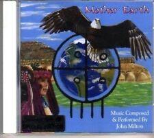 (BD104) John Milton, mother earth - 2003 CD
