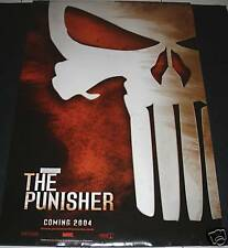 The Punisher (2004) TEASER MOVIE POSTER