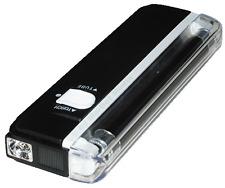 Schwarzlicht UV-Lampe, Geldscheinprüfer Handlampe, Geld-Prüfer, UV-Prüfer, 4W