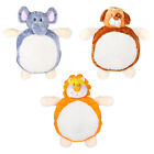 """Urban Kit 35"""" Animal Baby Mats with Squaker on Hands and Feet"""