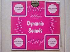 101 Strings Dynamic Sounds World  Music of LP Record Quad Spestrum Astor Vintage