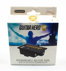 PowerA: Guitar Hero Rechargeable Battery Pack - w/ Charging Cable   OPEN BOX