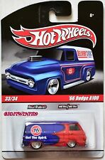 HOT WHEELS DELIVERY '66 DODGE A100 #33/34 RED W+