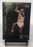 MICHAEL JORDAN 1999 UPPER DECK BLACK DIAMOND !! CARD #9 BULLS HOF
