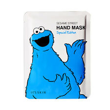 IT'S SKIN Sesame Street Hand Mask Special Edition 14ml*1ea - myeongdong beauty