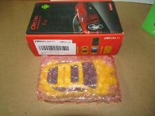 New Rare Oktel BABT F16 Phone XMAS Gift LCD Yellow Car