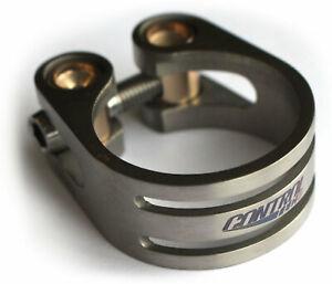 Controltech Timania Titanium Road MTB  Bike Seat Clamp Ti Clamp 31.8 34.9mm