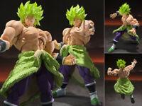DBZ S.H.Figuarts Dragon Ball Z Super Saiyan Broly Action Figure 21cm NoBox